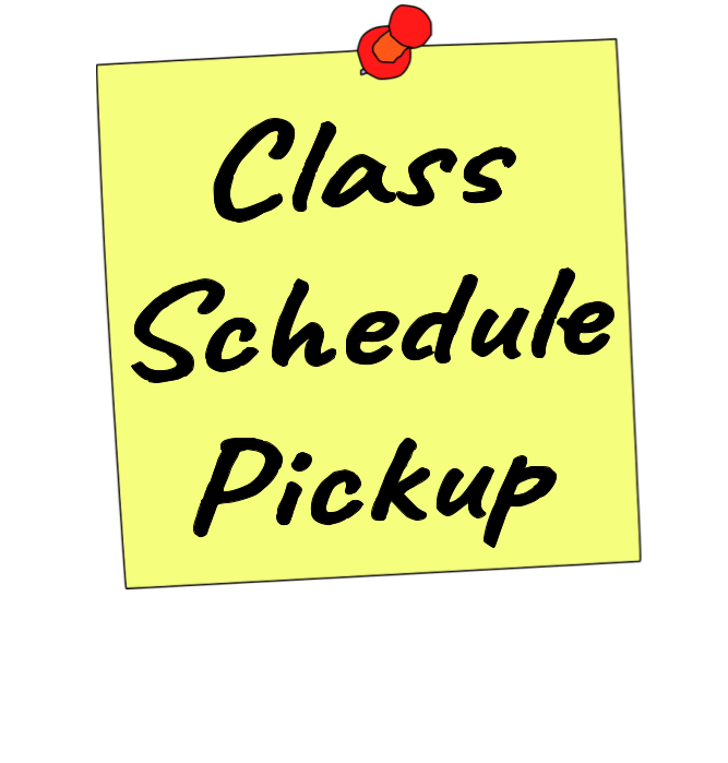 Schedule Pick-up